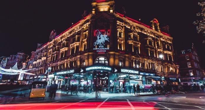Cassinos de Londres fecham novamente a partir de 16 de dezembro