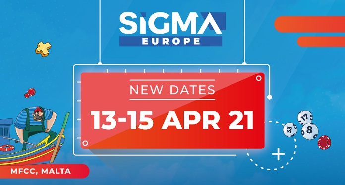 SiGMA Europe's realization date is changed to April 2021
