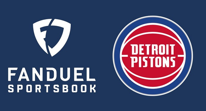 FanDuel extends NBA presence in agreement with Detroit Pistons