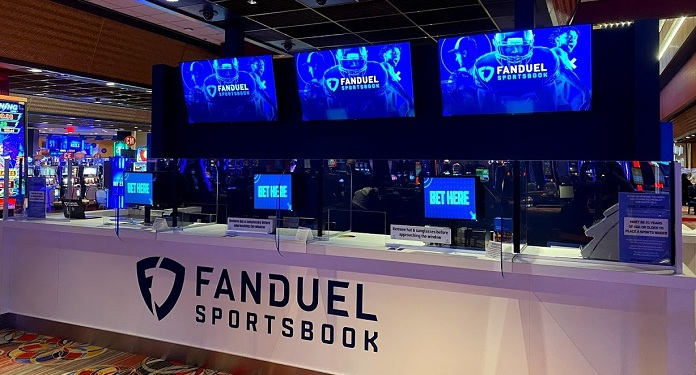 Fanduel lança apostas esportivas no Bally's Atlantic City Hotel e Casino