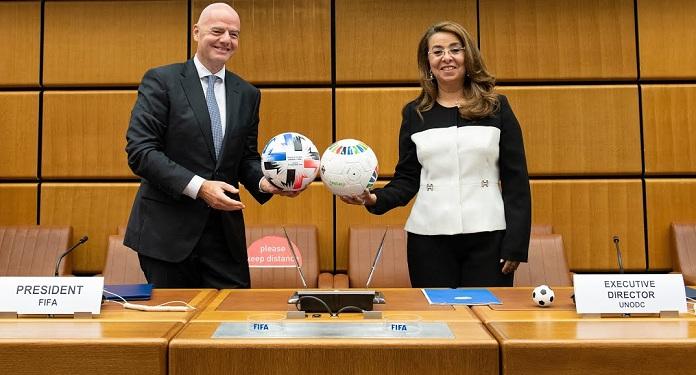 Fifa se une as Nações Unidas para combater a manipulação de resultados