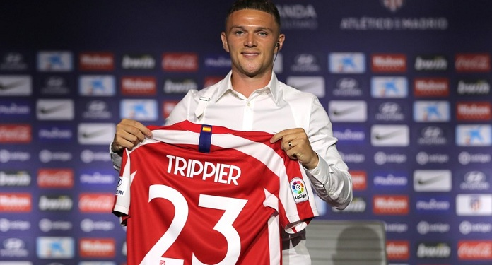 Player Kieran Trippier is suspended and fined £ 70k for gambling involvement