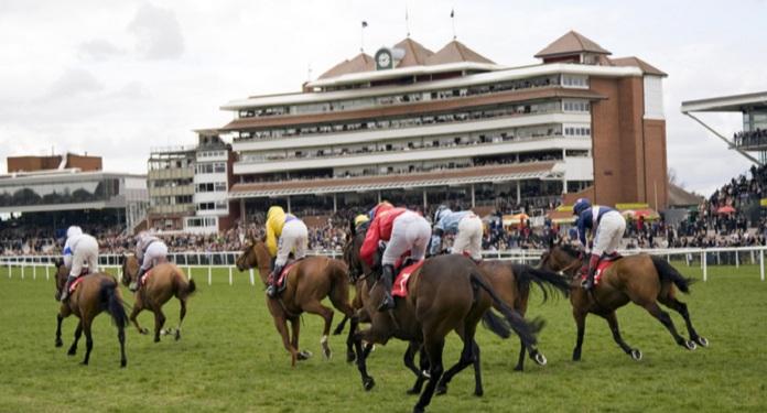Football fans fight at newbury races betting kickback csgo betting website