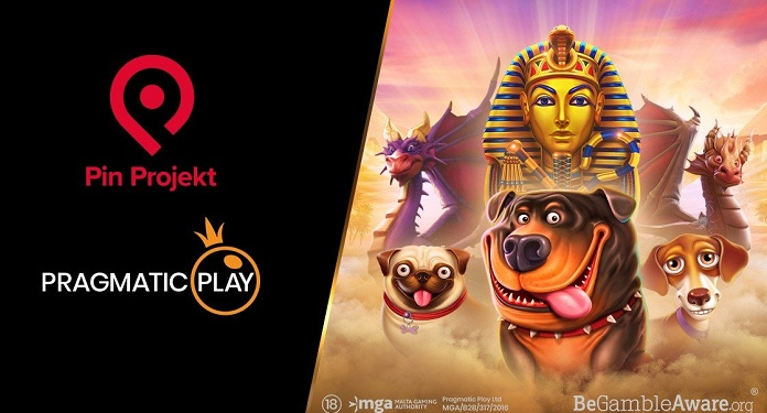Pragmatic Play signs agreement with Pin Projekt betting brand WWin