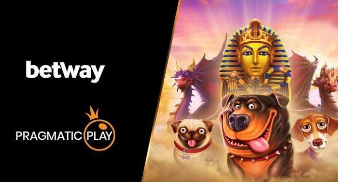 Pragmatic Play slots are available on the Betway platform