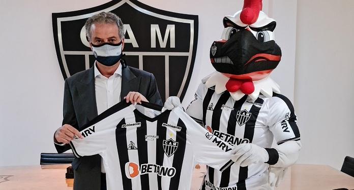 Atlético-MG anuncia Betano como nova patrocinadora máster e gera atrito com antiga parceira