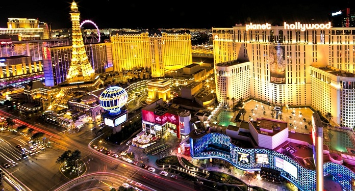 COVID-19: Partygoers during New Year's Eve may have stopped Las Vegas caseload