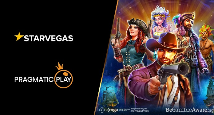 StarVegas customers will have access to the Pragmatic Play slot portfolio