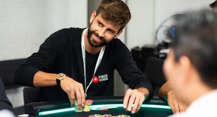 Craques do futebol que também se destacam no poker