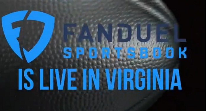 FanDuel launches first sports betting service in Virginia, USA