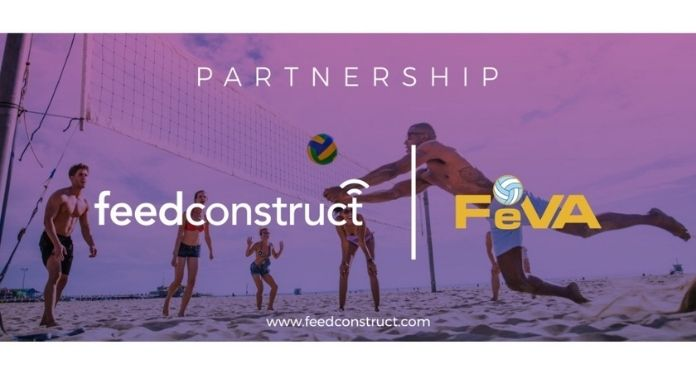 FeedConstruct will have data and video coverage of the Argentine Beach Volleyball Circuit, FeVA