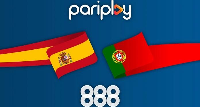 Pariplay, da Aspire Global, expande parceria com 888casino para Portugal