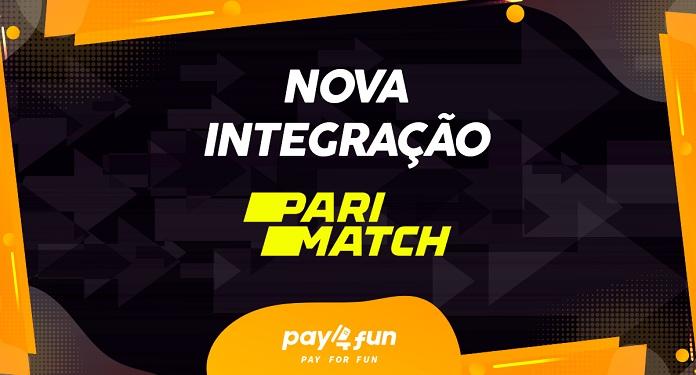 Pay4fun anuncia nova parceria com a PariMatch