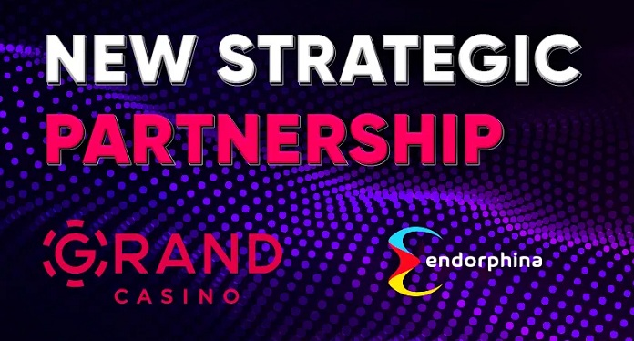 Slot provider Endorphina partners with GrandCasino online casino