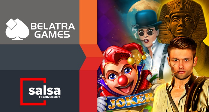 Salsa Technology boosts offer with partner with Belatra Games
