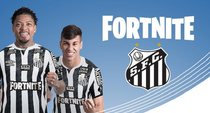 Santos will have Fortnite sponsorship in Libertadores decision