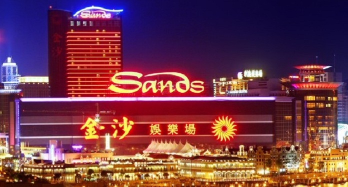 Situation of Macau Sands China after the death of tycoon Sheldon Adelson
