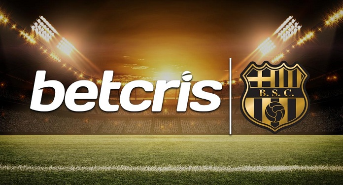 Betcris becomes official sponsor of Ecuador's Barcelona Sporting Club