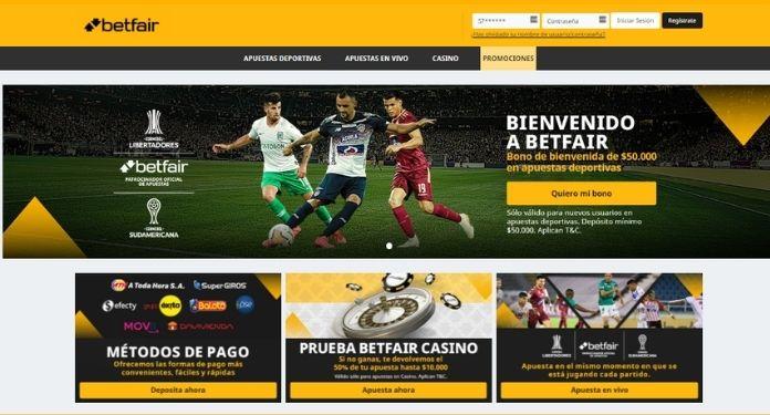 Betfair recebe licença para apostas online válida por cinco anos na Colômbia