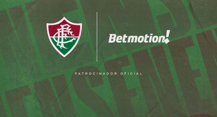 Fluminense announces Betmotion as new club sponsor