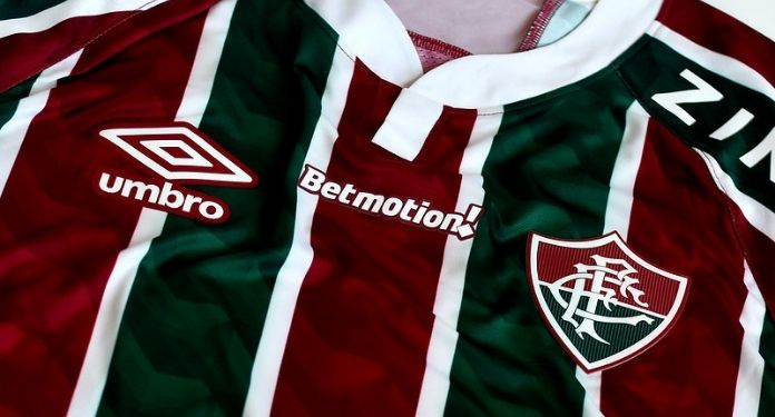 Betmotion is announced as the new sponsor of Fluminense2