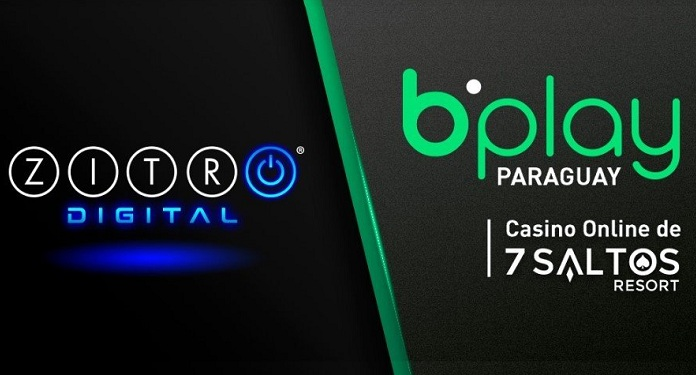 Online casino, Bplay will offer Zitro Digital games in Paraguay