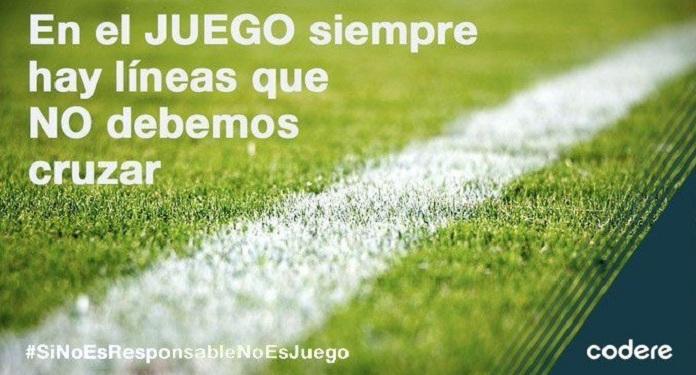 Codere Argentina celebra o Dia Internacional do Jogo Responsável