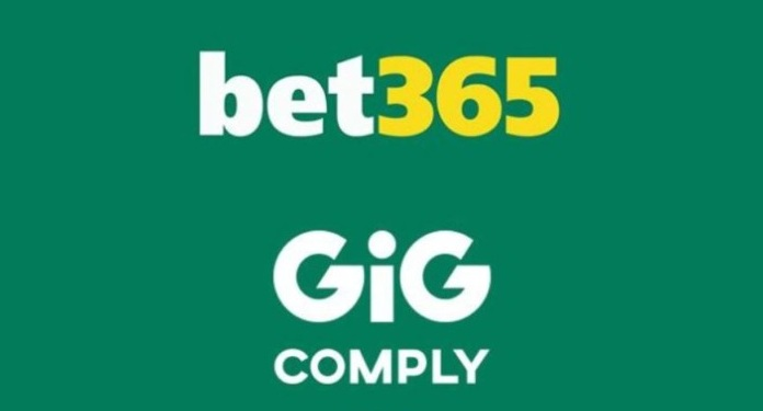 GiG and bet365 extend marketing compliance partnership