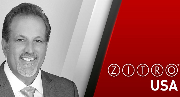Mike Magrisi is the new managing director of Zitro in the U.S.(1)