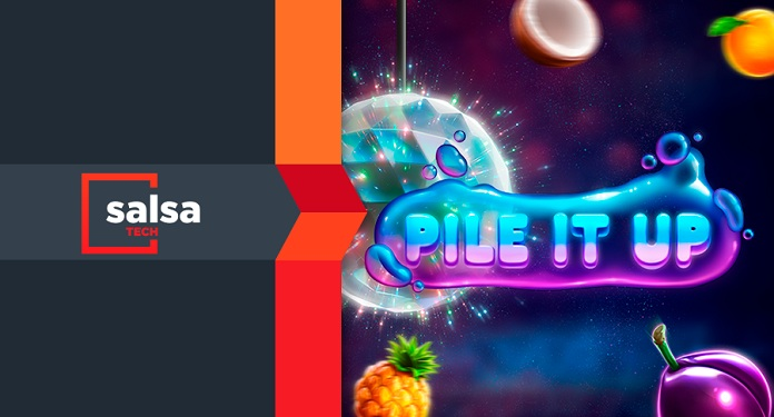 Salsa Technology launches its debut slot 'Pile it Up'
