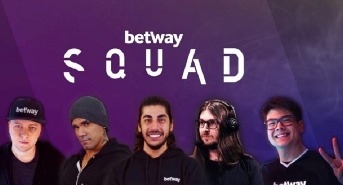 Aiming at the Brazilian market, Betway presents the 'Betway Squad'