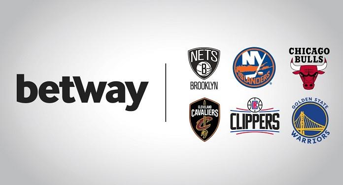 Betway signs deals with major U.S. sports teams