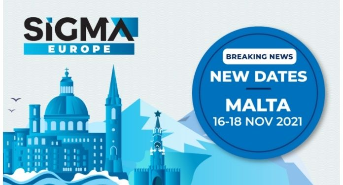 With an increase in Covid cases in Malta, SiGMA Europe is postponed to November