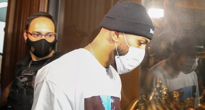 Gabigol, do Flamengo, é encontrado dentro de cassino em São Paulo