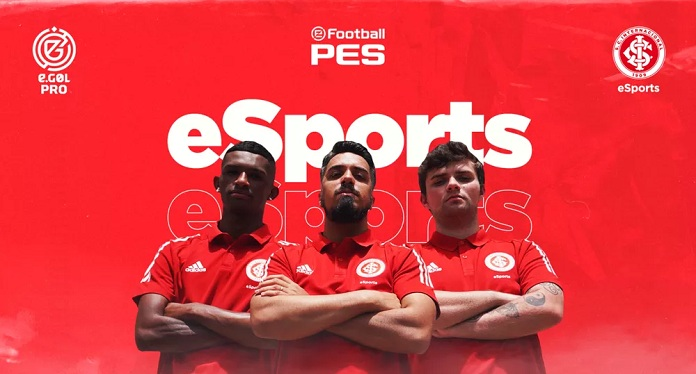 Internacional entra no cenário competitivo dos eSports com time de PES 2021