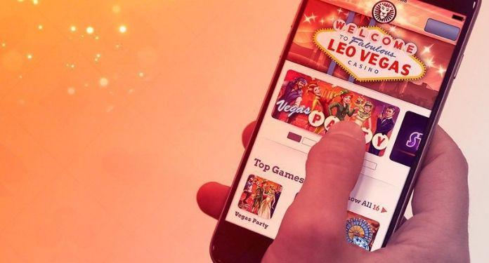 LeoVegas lança aplicativo no Google Play Store