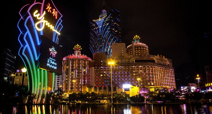 Média diária das receitas de jogo cresce na segunda semana de março em Macau