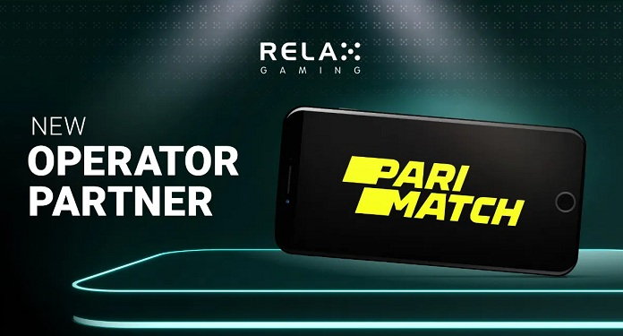 Parimatch signs global content agreement with Relax Gaming