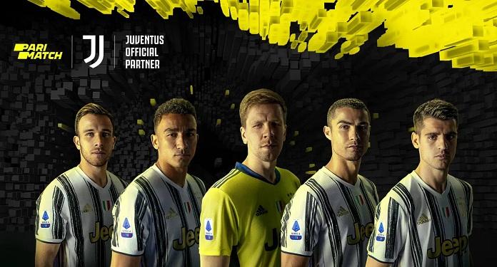 Parimatch, parceiro de apostas da Juventus, lança nova campanha global