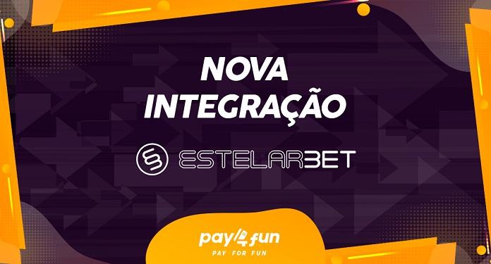 Pay4Fun announces integration with the Estelar Bet website