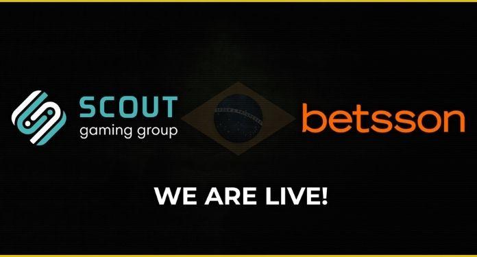 Scout Gaming fecha parceria com a Betsson para lançar jogos de fantasia no Brasil