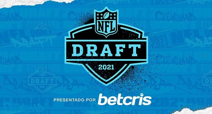 Betcris apresenta o Draft da NFL para América Latina a partir desta quinta-feira