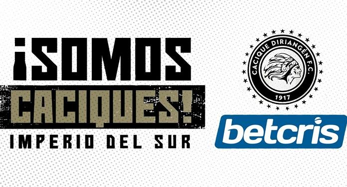 Betcris segue patrocinando o time Cacique Diriangén, da Nicarágua