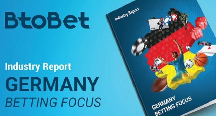 BtoBet projects £ 18.2 billion in revenue for the German betting market