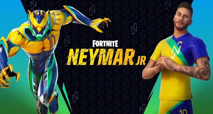 Epic Games announces launch of Neymar Jr's Fortnite Cup