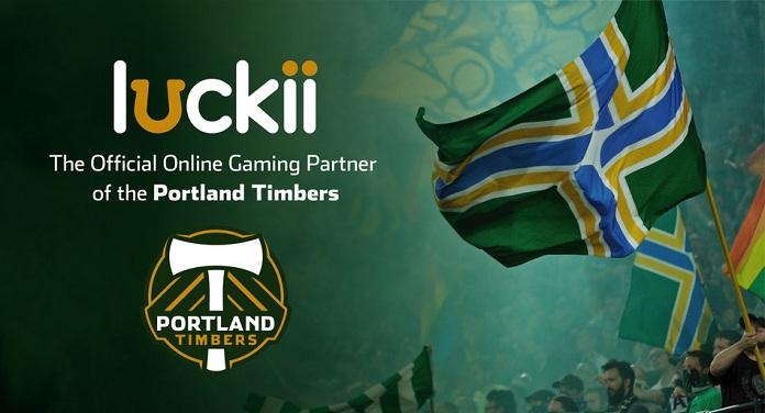 Luckii é novo parceiro oficial de jogos online do Portland Timbers, da MLS