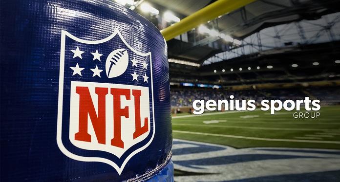 National Football League fecha acordo de dados com a Genius Sports