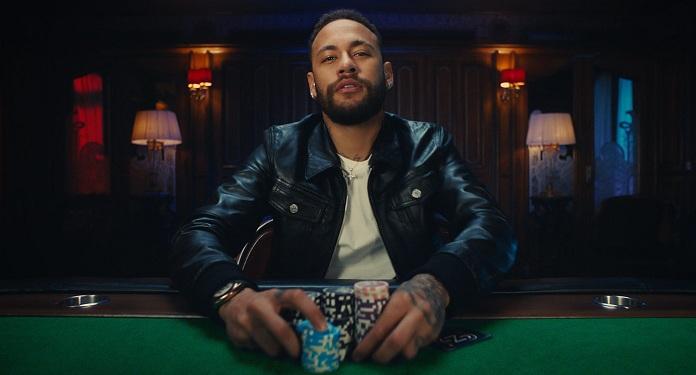 Neymar Jr. torna-se embaixador cultural do PokerStars