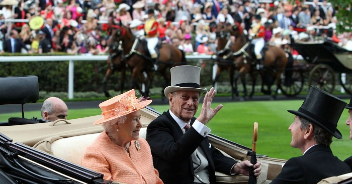 Prince Philip and the Queen were regulars at Aintree