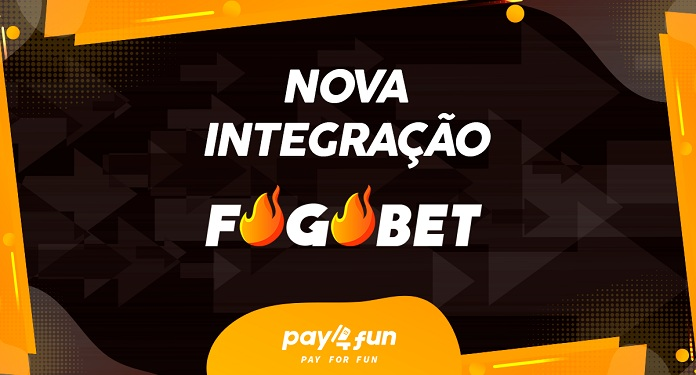 Pay4Fun announces partnership with Fogobet website